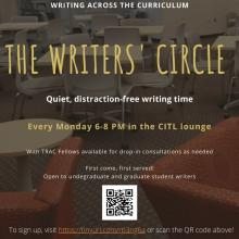 writing across the curriculum writers' circle